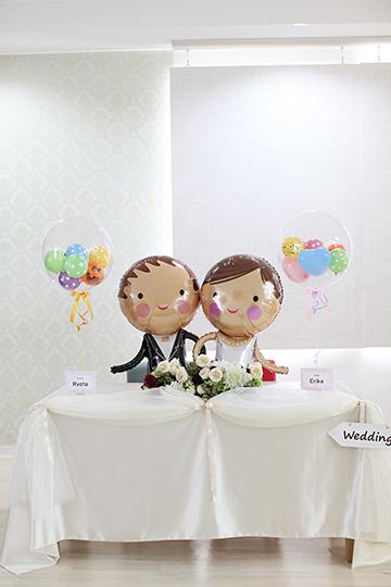 【結婚式 電報】コロコロDot's&Music mc
