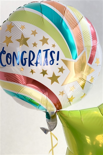 Congrats!レインボーSTAR