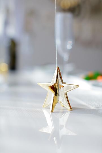 【バルーン パーティー】コンフェティ GOLD STAR☆