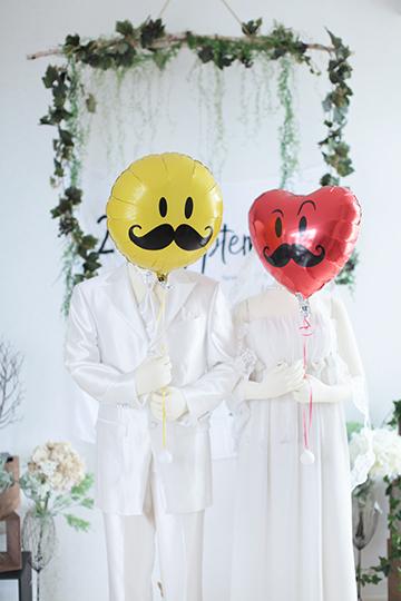 【結婚 電報】 Mrs.smileマスターシュ