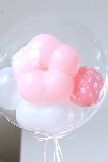 【どんな用途もOKなバルーン 送料無料】 コロコロ桜