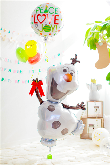 【クリスマスプレゼント】Xmasもオラフと一緒♪