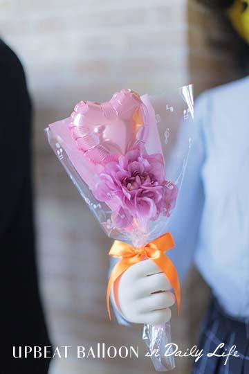 【入園・卒園・入学・卒業】プチバンチ/H&F Peach mc