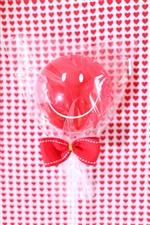 チョコインバルーン/レッド