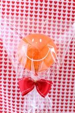 チョコインバルーン/オレンジ