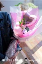 【母の日ギフト】エレガンスローズ バルーン花束