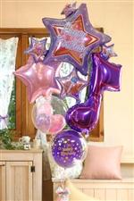 誕生日にプレゼントするバルーンメッセージ