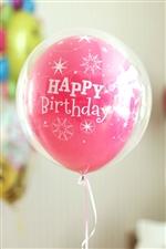【誕生日  バルーン】バースデースパークルberry371