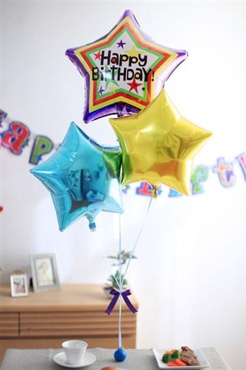 【誕生日】ポップにバースデー