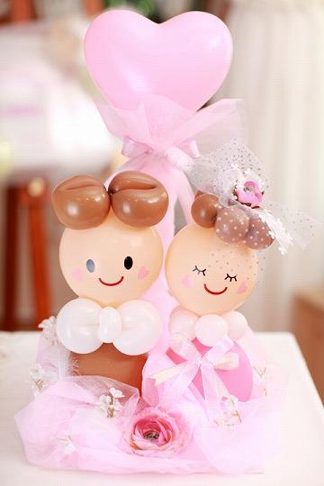 結婚祝いにプレゼントするバルーン