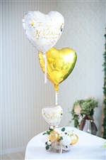 【結婚式 送料無料 電報】For your Wedding Gold
