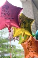 アマビエ バルーン STAR 選べる16色 【送料無料★ログインでさらに¥1620】