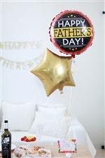 【父の日 プレゼント バルーン】HAPPY FATHER'S DAY