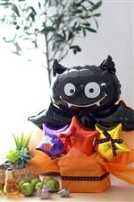 【ハロウィン 結婚式 電報】ハロウィン☆ブラックバット