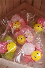 【入園・卒園・入学・卒業】プチバンチ/Smile&Cherry/5本セット