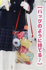 【入園・卒園・入学・卒業】キャラクターバルーンレイ プーさん〜バルーンの首飾り〜 おかし付