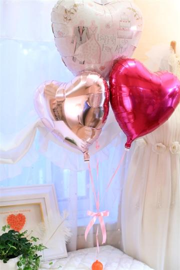 【電報 結婚式】キュートにウェディングib