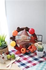 【どんな用途もOK】 11月 収穫祭