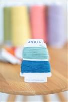【AVRIL】cottonコード/ソータ×ブルー
