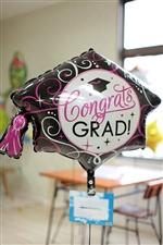【卒業 祝い 祝電】 卒業帽子グラッドキャップ